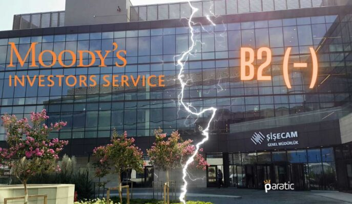 Moody's Şişecam Kredi Notunu Korurken Hisseler Pozitif Bölgede