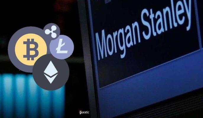 Morgan Stanley, Kripto Paralar için Araştırma Ekibi Kurdu