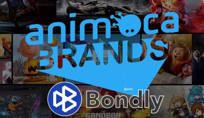 NFT Şirketi Animoca Brands, Bondly'e Yatırım Yaptı
