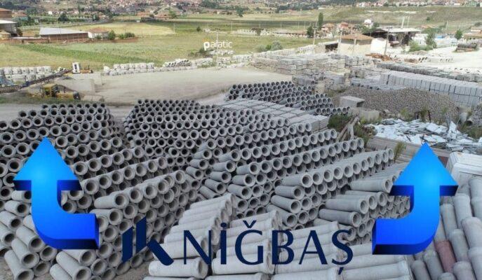 Niğbaş Niğde Beton Sanayi 1,5 Milyon TL'lik Sipariş Aldı