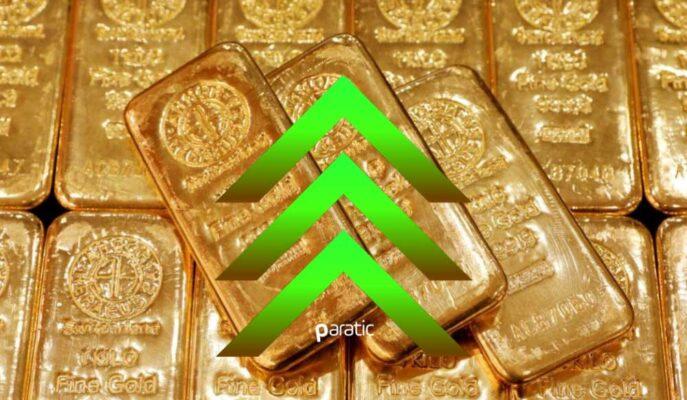 Ons Altın 1,5 Ayın En Düşük Seviyelerinden 1740 Dolar Bandına Toparlandı