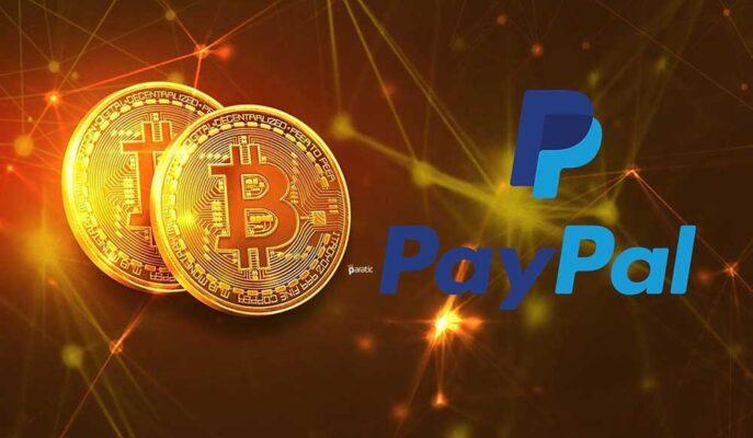 PayPal Kripto Para Yatırımcıları için Yeni Uygulama Geliştirdi