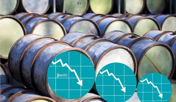 Petrol Fiyatları 4 Milyon Varil Artan Stoklarla %2 Geriledi