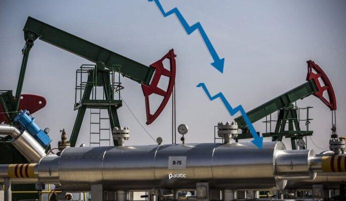 Petrol Bozulan Talep İyimserliği ve Suudi Arabistan'ın İndirim Kararıyla Geriledi