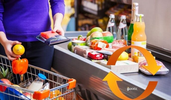 Yıl Sonu Enflasyon Tahmini %16,30'dan %16,74'e Yükseltildi