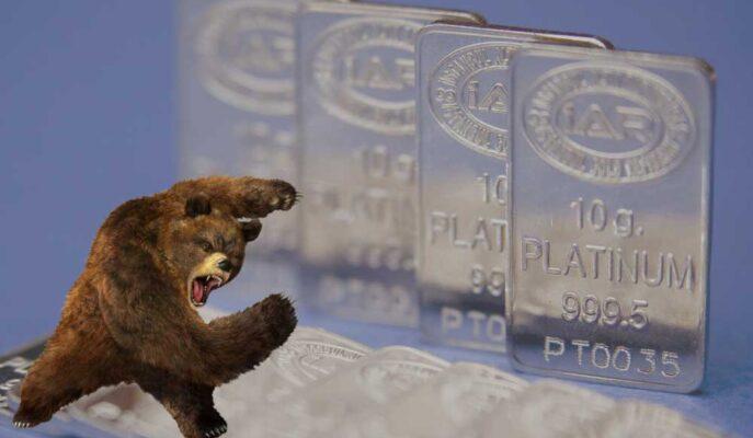Platin ve İkamesi Paladyum %1 Üzeri Ekside Fiyatlanıyor