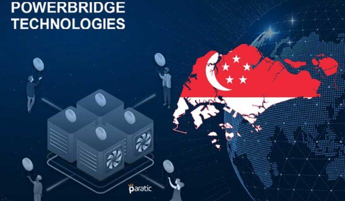 Powerbridge, Singapur Merkezli Madencilik Operasyonu Başlattı