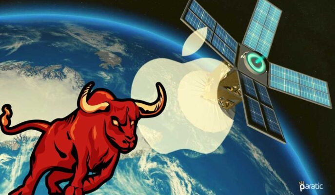 Rekor Tazeleyen Apple Hisseleri Dow Jones'un Yıldızı Oldu