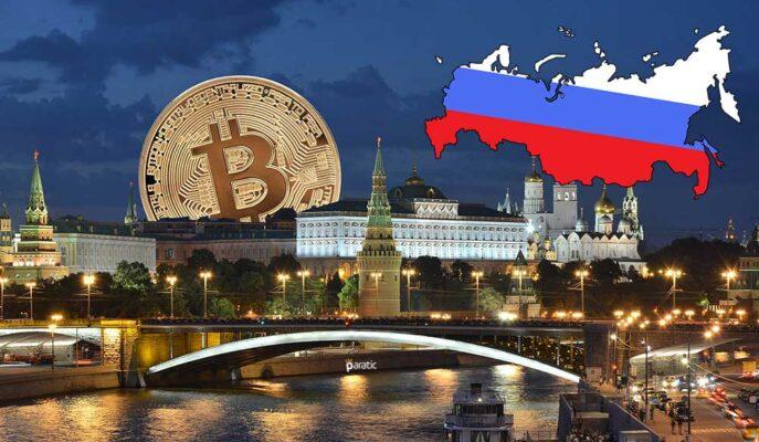 Rusya'da Bitcoin, Altın ve Forex'ten Önce Tercih Ediliyor