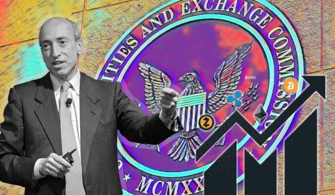 SEC Başkanı Gensler Kripto Para Platformlarının Düzenlemelere Uyması Gerektiğini Söyledi