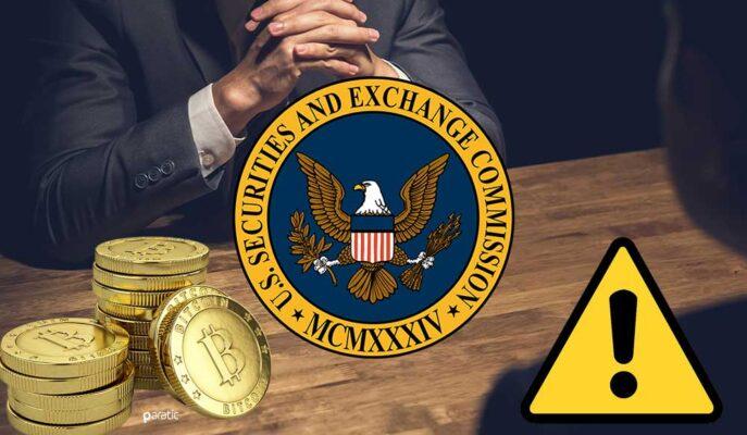 SEC Kripto Para Dolandırıcılığına Karşı Yeni Uyarı Yayınladı