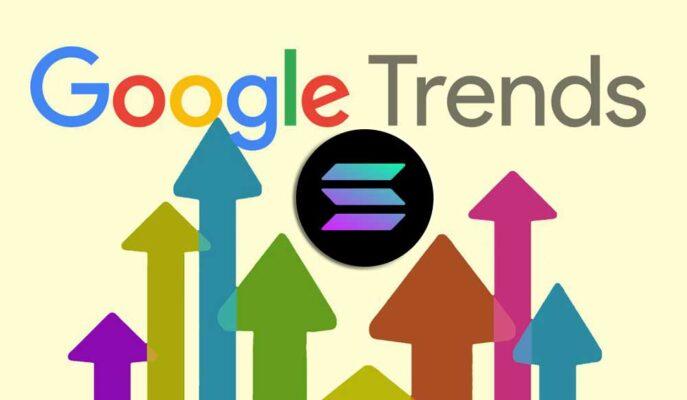 Solana'nın Fiyatı Yükselirken Google'daki Aramaları Rekor Seviyeye Ulaştı