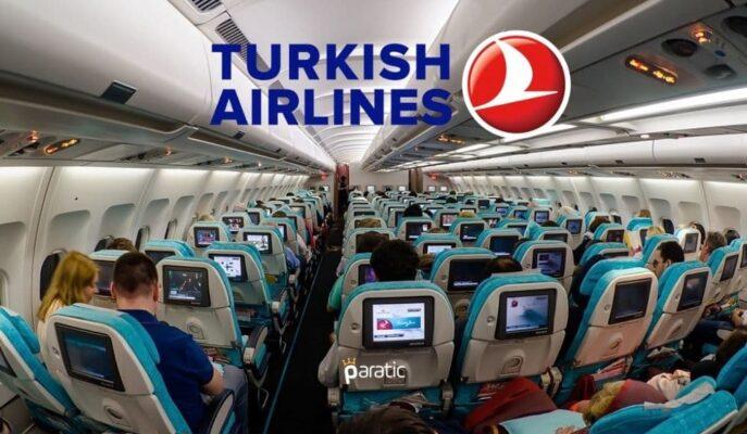 Türk Hava Yolları Ağustos Ayında 5,9 Milyon Yolcuyu Ağırladı