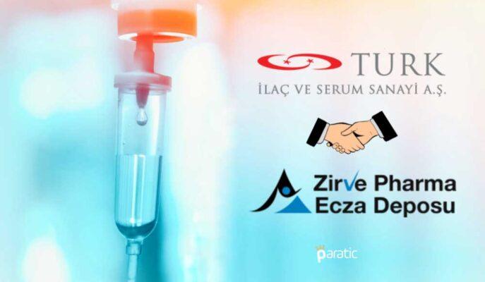 Türk İlaç, Zirve Pharma Ecza Deposuyla Sözleşme İmzaladı