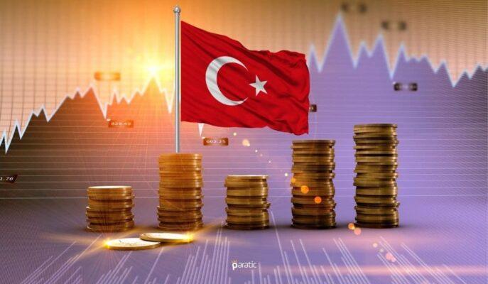 Türkiye'nin GSYİH'si 2021'in İkinci Çeyreğinde %21,7 Büyüdü