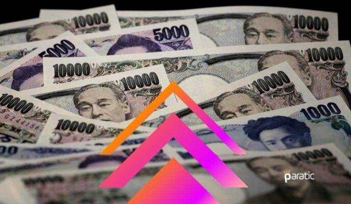 USD/JPY Paritesi 6 Haftanın En Yüksek Seviyelerinde Geziyor
