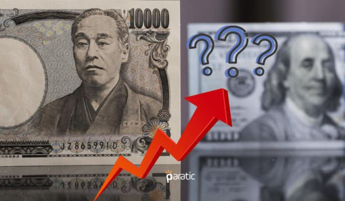 USD/JPY Paritesi, Kayıplarının 3'te 1'ini Geri Almayı Başardı