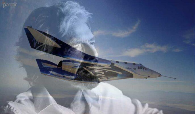 Virgin Galactic Hisseleri Ertelenen Ticari Uzay Uçuşuyla Sert Düştü
