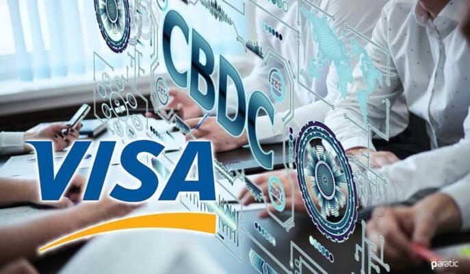 Visa, CBDC Ödemeleri için Çalışma Konsepti Geliştiriyor