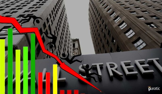 Wall Street Çin Endişeleriyle Karışırken Nike S&P'nin En Kötüsü Oldu