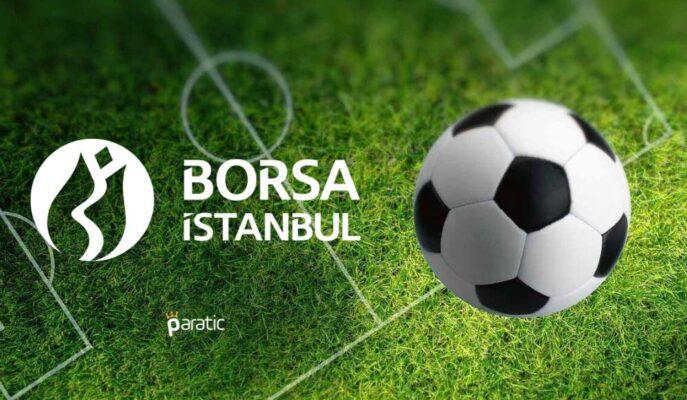 XSPOR, Borsa İstanbul'un Tek Yükselen Sektör Endeksi Oldu