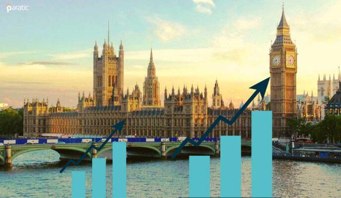 Yükselen İngiliz FTSE 100 5 Günlük Performansta Artıya Geçti