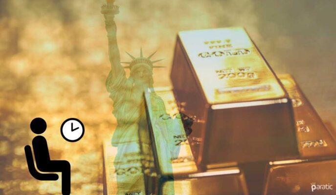 Yükselen Ons Altın Daha Fazla Kazanç için ABD İstihdamını Bekliyor