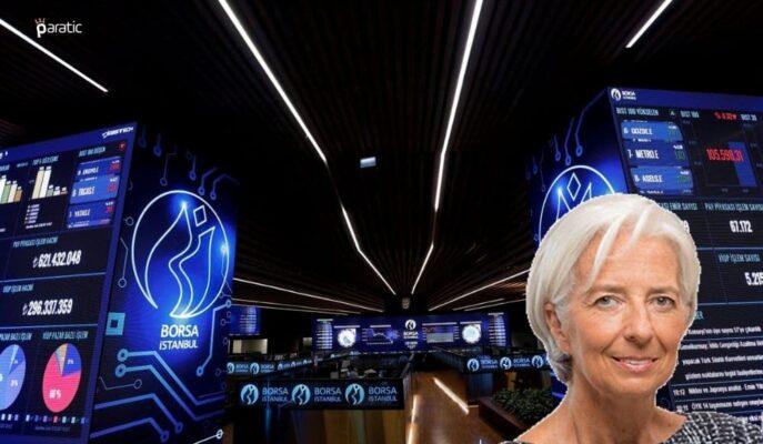 Yurt İçi Piyasaları ECB Başkanı'nın Açıklaması Öncesi Alıcılı Seyrediyor