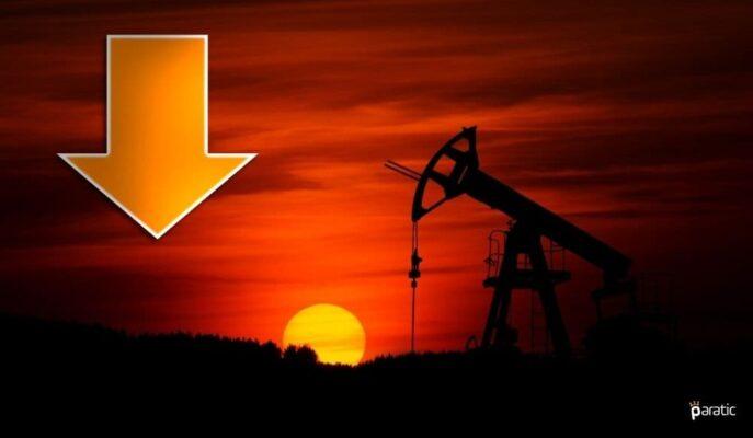 Yüzde 2 Düşen Petrolün Hafta Boyunca Zayıf Seyretmesi Bekleniyor