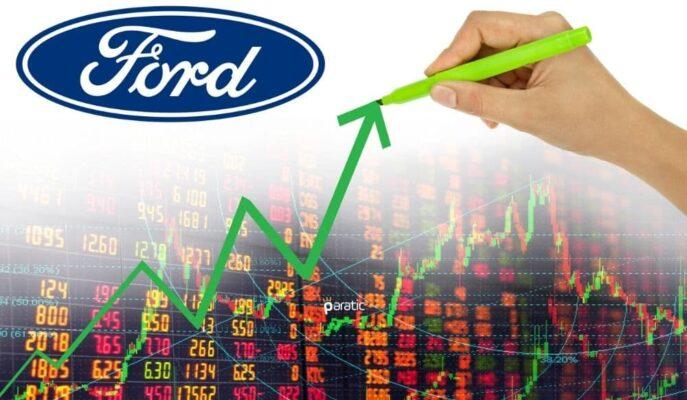 Yüzde 2 Primli Seyreden Ford Hisseleri Kayıplarını Azaltıyor