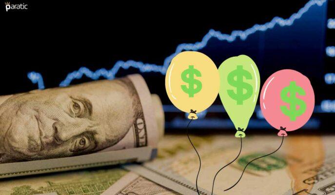 94 Üzerindeki Dolar Endeksinin %5,3'lük TÜFE ile Güçlenmesi Bekleniyor