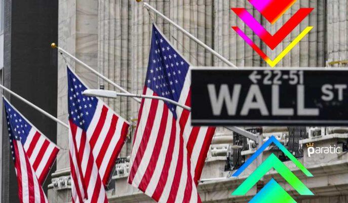 ABD Borsaları Eylül İstihdamı Sonrası Dalgalı Seyrediyor