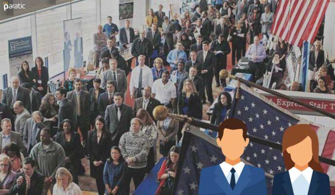 ABD Haftalık İşsizlik Maaşı Başvuruları 293 Bine İndi