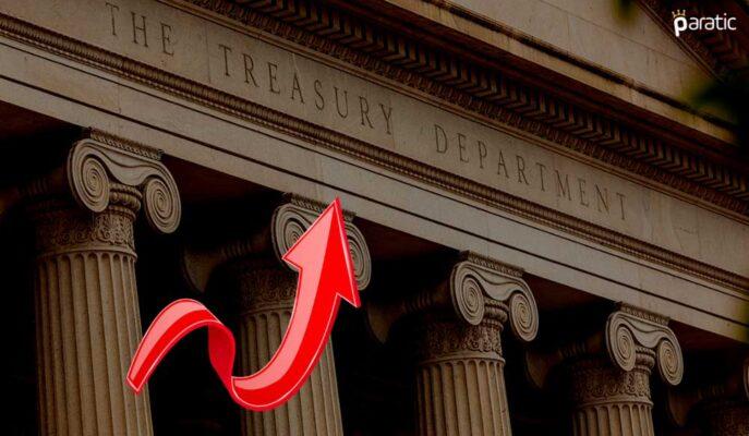ABD Hazine Getirisi Beklenti Üstü Enflasyonla %1,603'ü Test Etti