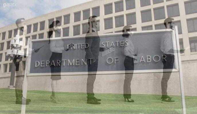 ABD İşsizlik Maaşı Başvuruları 2 Ekim Haftasında 326 Bine Düştü