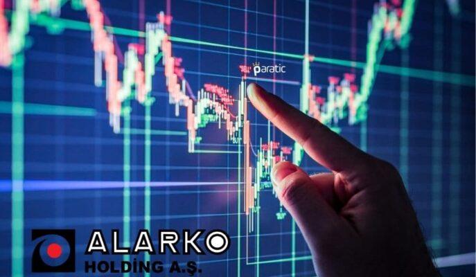 Alarko Holding Hisselerinin Aylık Kaybı %6'ya Dayanırken, Toparlanma Çabası Sürüyor