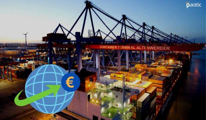 Almanya Ticaret Fazlası Ağustos'ta 10,7 Milyar Euro Oldu