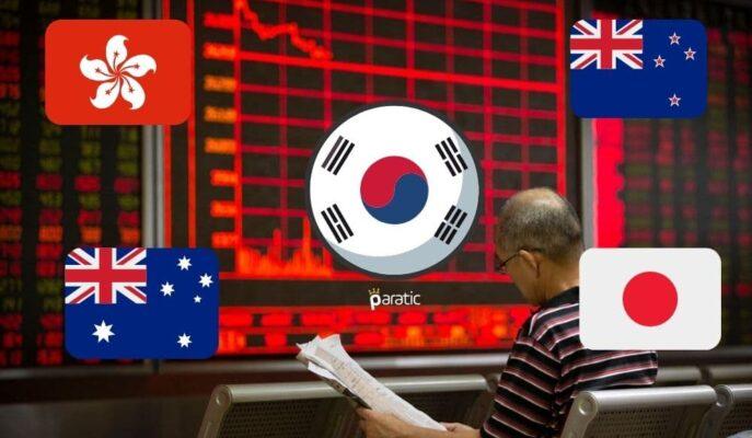 Asya Piyasaları Yeni Zelanda Faiz Kararı ve Hong Kong PMI ile Geriledi