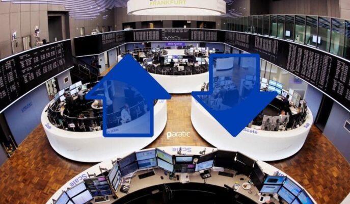 Avrupa Hisse Senedi Piyasaları AMB Başkanı'nın Konuşması Öncesi Karışık