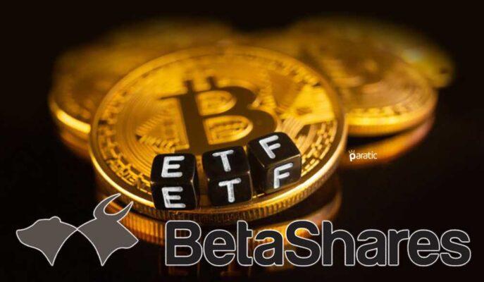 BetaShares Kripto Odaklı Borsa Yatırım Fonu Başlatıyor