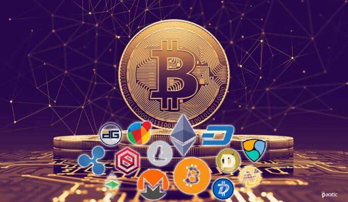 Bitcoin 54 Bin Dolar Üzerinde Tutunurken Altcoinleri Baskılıyor