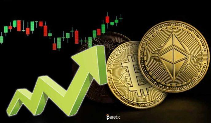 Bitcoin 54 Bin Dolarda Yatay Seyrederken Ethereum'da Yükseliş Beklentisi Artıyor