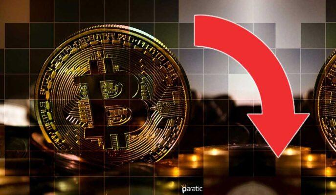 Bitcoin 55 Bin Dolara Geri Çekildi ve Yatay Seyrediyor