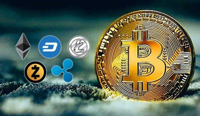 Bitcoin 57 Bin Doların Üzerinde Tutunurken Ethereum ve Altcoinleri Baskılıyor