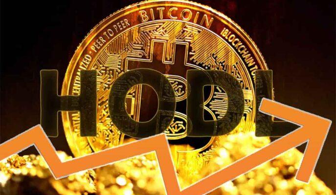 Bitcoin 58 Bin Dolar Direncine Yaklaşırken Yatırımcılar Satış Düşünmüyor
