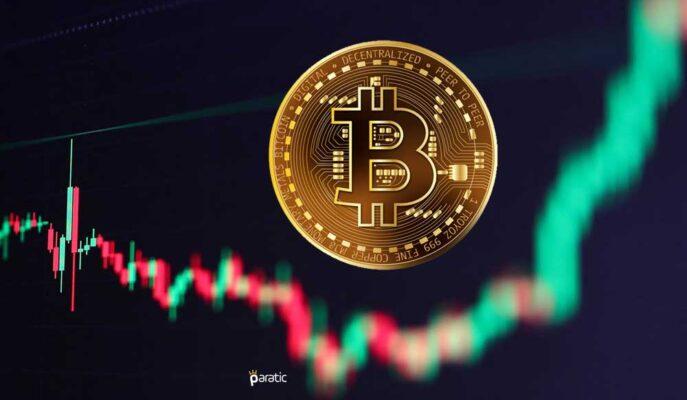 Bitcoin Yüksek Volatilite ile Haftalar Sonra 50 Bin Doları Geçti