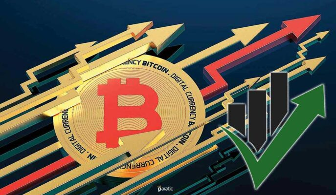 Bitcoin'in Karlı Adreslerinin Sayısı Son Bir Ayın En Yükseğine Çıktı