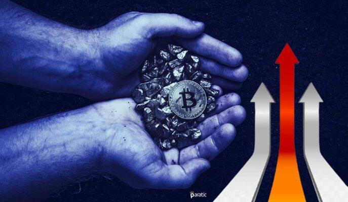 Bitcoin Madencilerinin Günlük Gelirleri 40 Milyon Doları Geçti