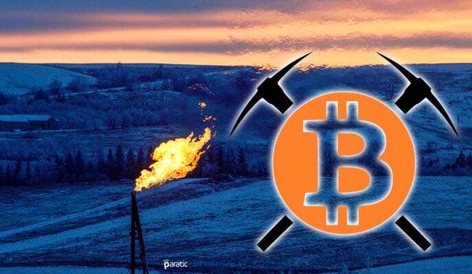 Bitcoin Madenciliğinde Doğal Gaz Enerjisinden Yararlanılabilir