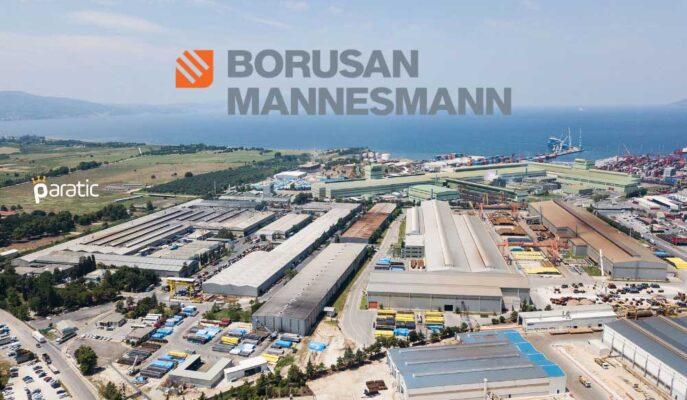 Borusan Mannesmann TSKB'den 20 Milyon Dolarlık İşletme Kredisi Kullandı